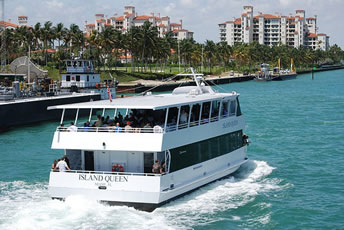 Biscayne Bay Jungle Queen Boat Tour
